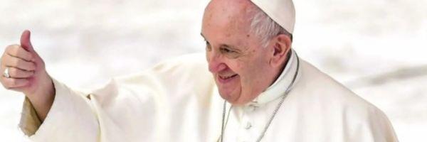 O Papa é pop!