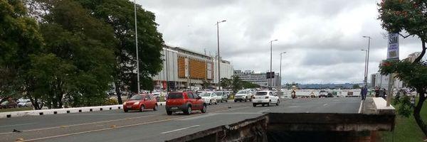 Uma tragédia anunciada: viaduto desaba no centro de Brasília