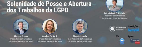 Webinar da Comissão Especial de Privacidade e Proteção de Dados da OAB/SP!