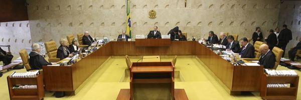 Confira os principais julgamentos do STF na sessão virtual de 15 a 21/5
