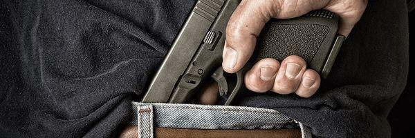 Aplicação do princípio da consunção no crime de porte ilegal de armas