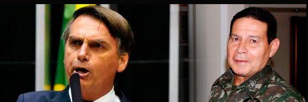 Bolsonaro e a pior decisão da campanha: a escolha de Mourão