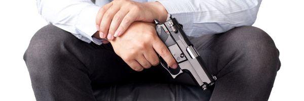 Existe diferença entre porte e posse de arma de fogo no Brasil?