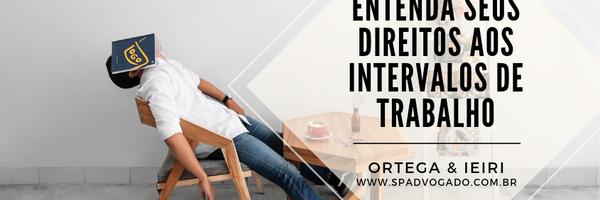 O que você precisa saber sobre os intervalos intrajornada e interjornada
