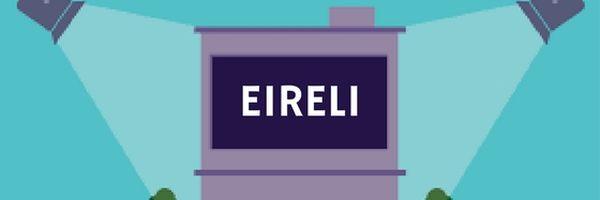 Constituição da EIRELI por pessoa jurídica.