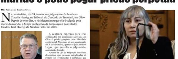 Brasileira extraditada para os EUA tem sentença de prisão perpétua confirmada. Pode isso, STF?