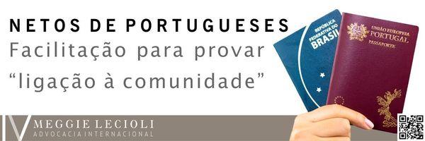 Mudança na Lei facilita a Cidadania Portuguesa para netos e cônjuges