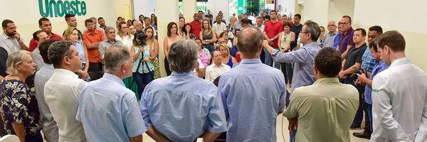 Parceria Unoeste e Prefeitura aprimora serviços de saúde