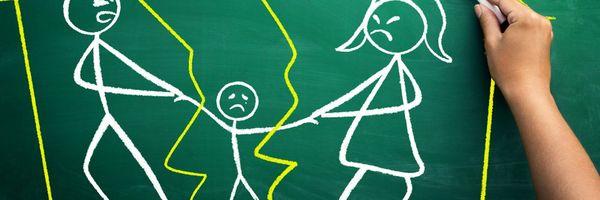 Guarda Compartilhada e a proteção dos filhos.