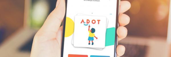 Adoção: conheça o aplicativo A.DOT
