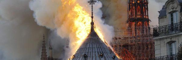 No Brasil, incêndio culposo é crime