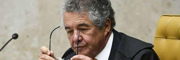 Marco Aurélio critica advogados por chamarem ministros do STF de ''vocês''