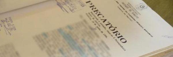 Mais um calote aos credores de precatórios