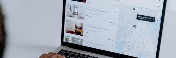 Posso realizar a locação do meu apartamento em um edifício residencial por meio de aplicativo?