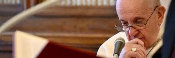 Papa defende a suspensão temporária de patentes de vacinas contra o Coronavírus