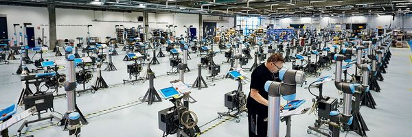 """Robôs no local de trabalho podem criar o dobro dos empregos que eles poderiam """"tomar"""""""