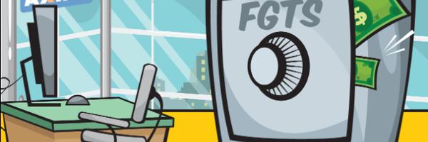 O que acontece com o empregador que não efetua mensalmente os depósitos do FGTS?