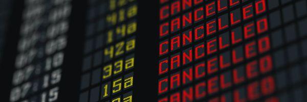 Jovem será indenizado em R$ 50 mil por seu voo ter sido cancelado
