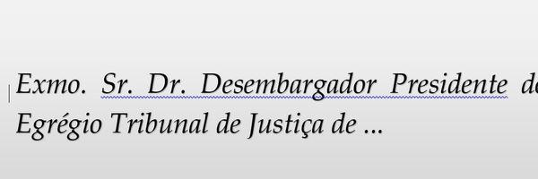 O recurso firmado em tese jurídica