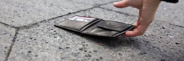 Perdi a minha carteira, e agora? Chama a LGPD!