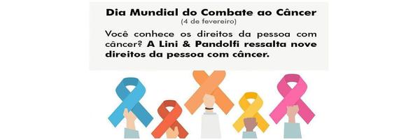 9 Direitos da pessoa com câncer