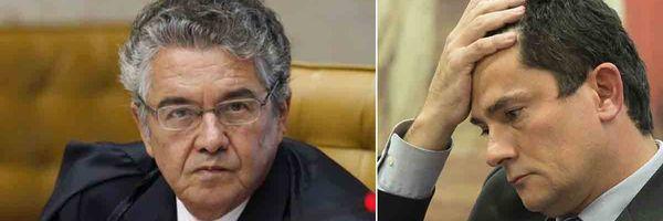 """Marco Aurélio do STF enquadra Moro: """"Deveria cuidar da sua vara"""""""
