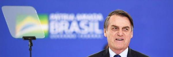O conjunto de atos estapafúrdios de Bolsonaro não é mera cortina de fumaça