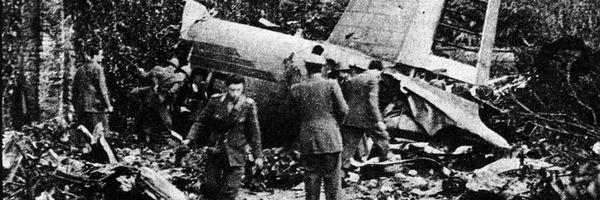 A investigação acerca do acidente envolvendo aeronave civil