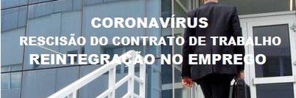 Coronavírus ( Covid-19 ) - Juíza barra demissão em massa durante Covid-19 e manda reintegrar trabalhadores
