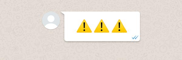 [Comunicado] Mensagens de perfil falso atribuído ao Jusbrasil