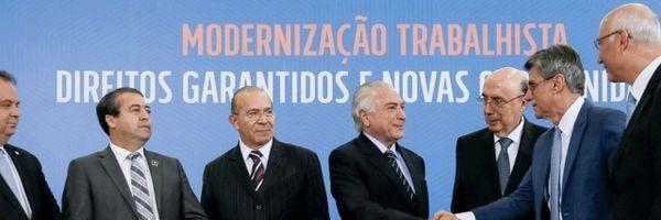 Reforma trabalhista: há algo de podre na República do Brasil