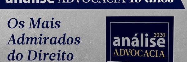 Os escritórios e os advogados mais admirados do Brasil