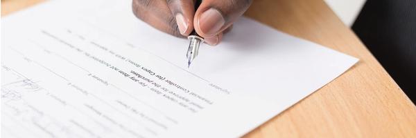 Como saber se você precisa de um contrato de direitos autorais