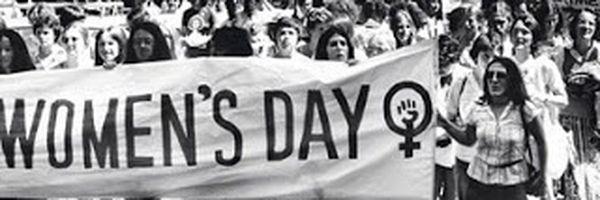 Dia da Mulher – Violência Doméstica.