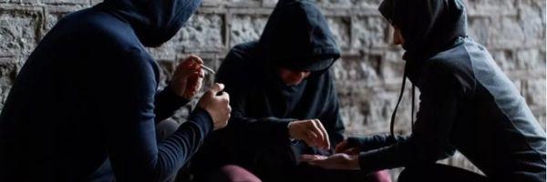 Em que momento o compartilhamento de drogas para uso não se enquadra no tráfico de droga?