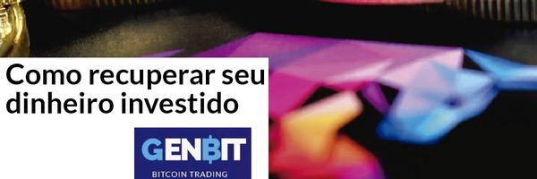 Genbit: como recuperar seu dinheiro