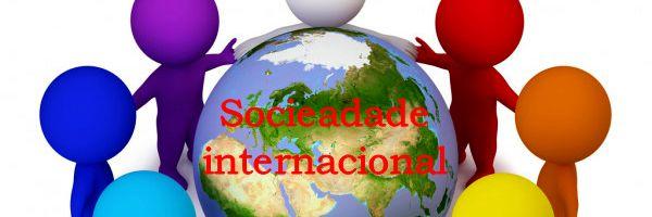 Sociedade internacional
