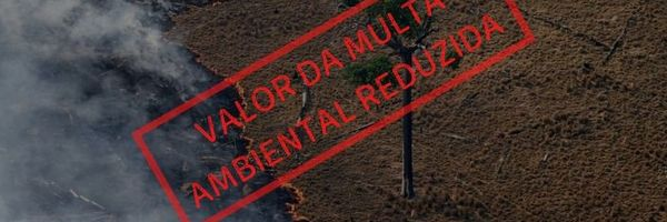 Valor da Multa Ambiental obedece o mínimo de R$ 50,00