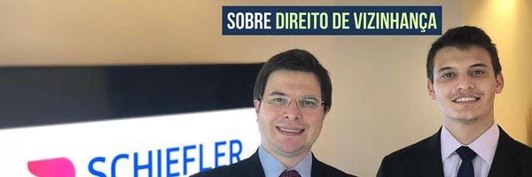 Gustavo e Eduardo Schiefler contribuem com reportagem da Revista Síndico sobre Direito de Vizinhança