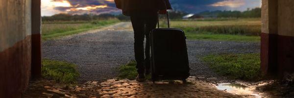 Marido que abandona o lar, não tem direito à partilha dos bens