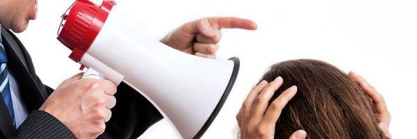 Saiba como se defender de assédio moral no trabalho