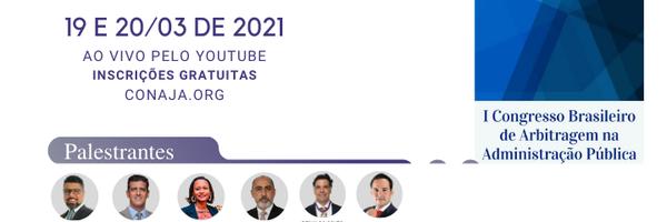 CONAJA promove o I Congresso Brasileiro de Arbitragem na Administração Pública