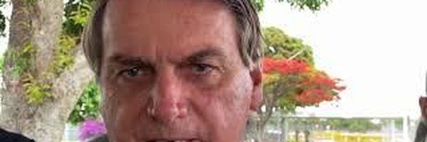 """Bolsonaro diz que """"não pode um juiz decidir se você vai ou não tomar vacina"""""""