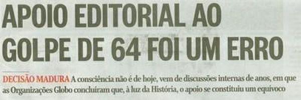 A ingratidão da Globo