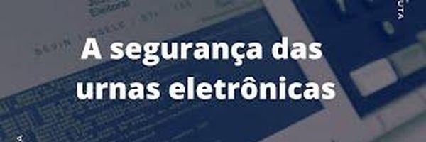 A segurança das urnas eletrônicas