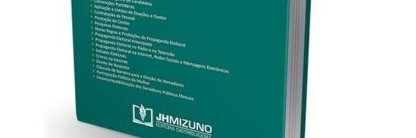 NOVO SORTEIO - Participe e concorra a 02 exemplares do livro Eleições 2016 - O que mudou com as minirreformas eleitorais de 2013 e 2015