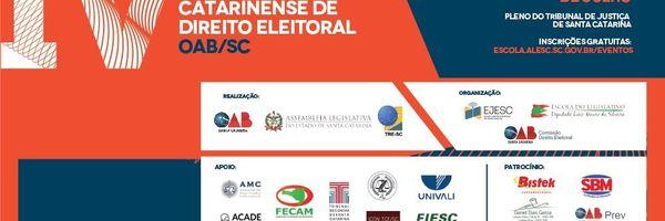 IV Congresso Catarinense de Direito Eleitoral