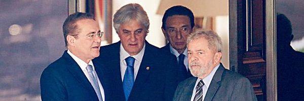 Justiça transforma Lula e Delcídio em réus por obstruir Lava Jato
