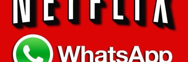 WhatsApp e Netflix precisam ser tributados?