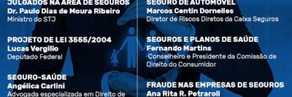 Divulgação de evento: I Semináro de Direito Securitário da OAB/DF